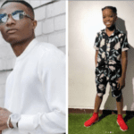 Wizkid Gives His First Son, Boluwatife $1,000 (#500,000) For Hanging Out With Him