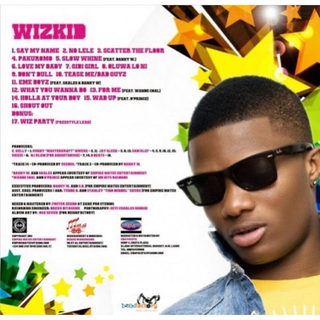 Music: Wizkid – Shout Out