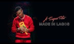 Wizkid Superstar Made In Lagos