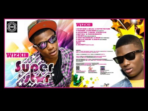 "Wizkid Celebrates 10 Years Of His Debut Album, ""Superstar"" Amidst The June 12 Protest. #Arewapublisize"