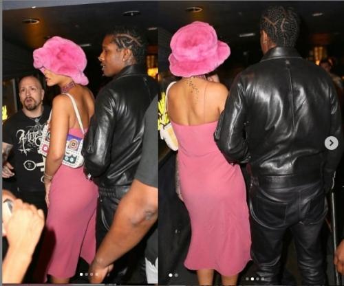 A$AP Rocky And Rihanna Denied Entry Into Brooklyn Club #Arewapublisize