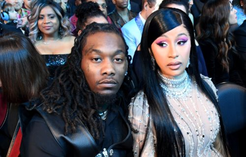 Offset Hails Cardi B For Showing Love To His Other Kids   See Video #Arewapublisize