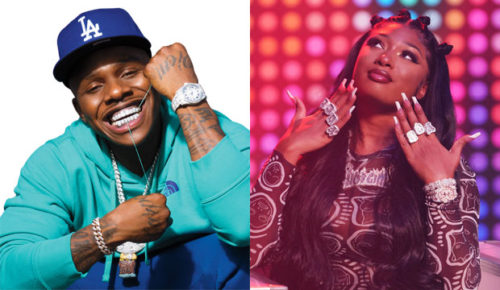 Megan Thee Stallion And DaBaby Diss Each Other On Twitter Over Tory Lanez Tweet #Arewapublisize