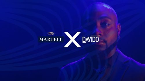 Davido Partners With Martell Nigeria, Signs $5 Million (2 Billion Naira) Endorsement Deal #Arewapublisize