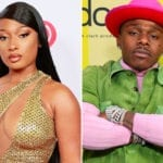 Megan Thee Stallion Snubbed DaBaby During BET Awards Performance