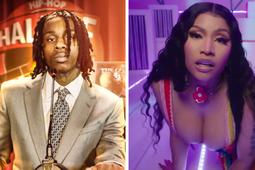 Nicki Minaj Congratulates Polo G On His First No. 1 Album #Arewapublisize