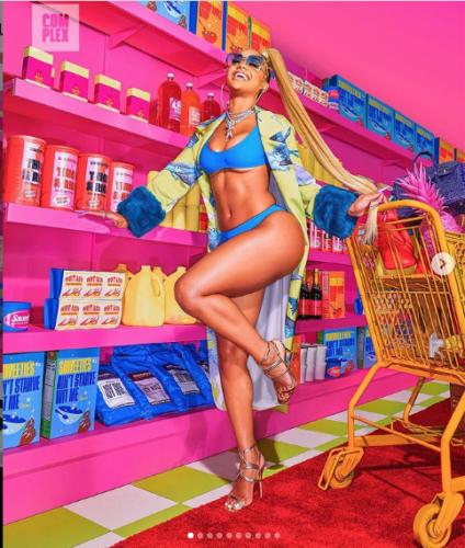 "Saweetie Announces ""Pretty Bitch Music"" Album Release Date #Arewapublisize"