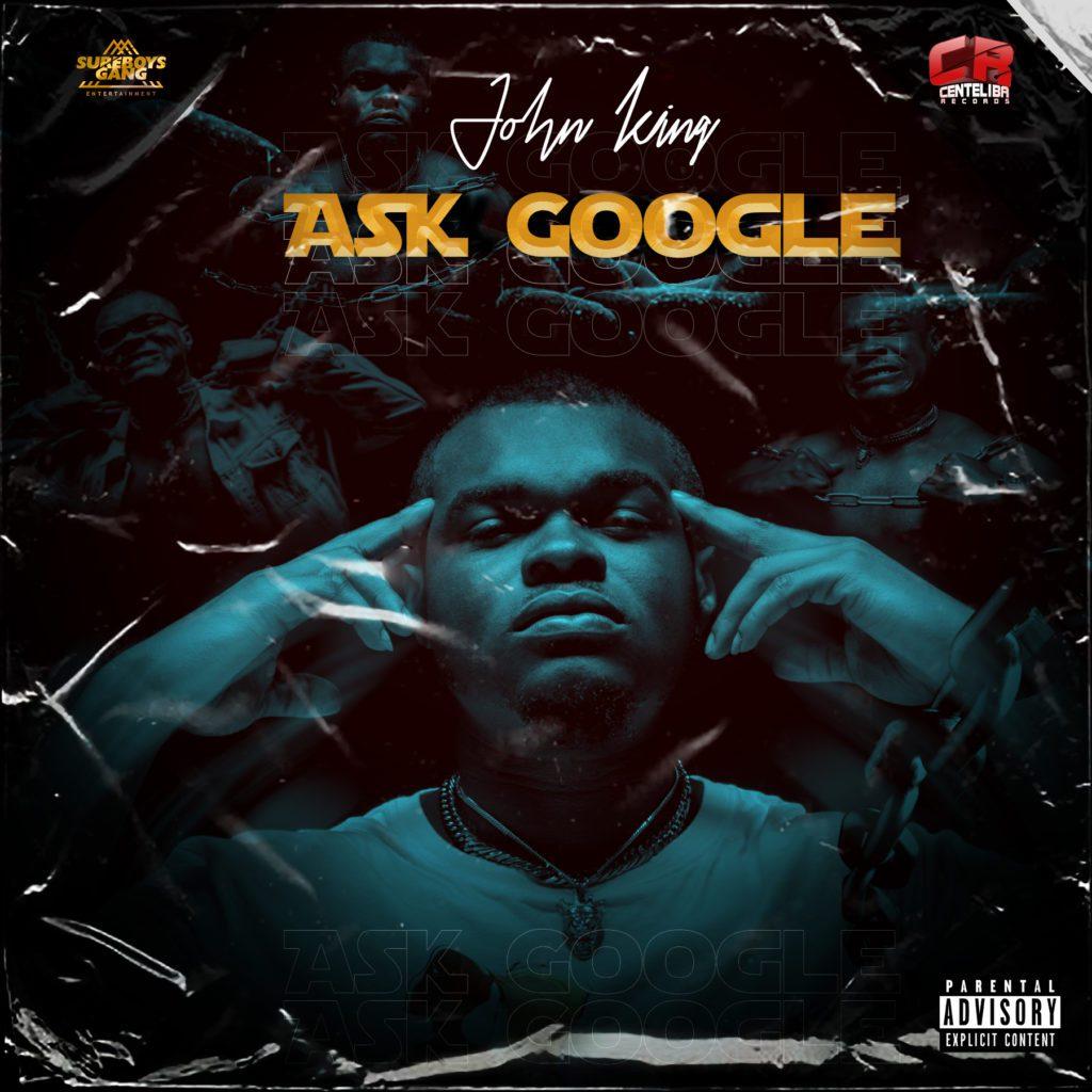 """John King SBG – """"Ask Google"""""""