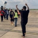 Davido, D'banj and Kcee Storms 'Oba', Anambra To Honour Obi Cubana Mother's Burial