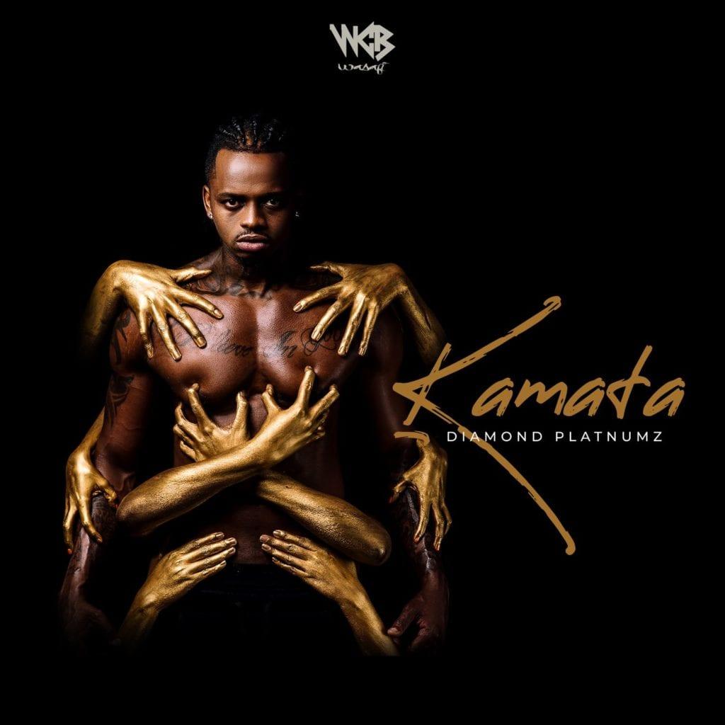 "Diamond Platnumz – ""Kamata"" + LYRIC"