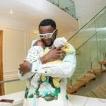 Kizz Daniel Gifts His 3-Month-Old Sons; Jelani and Jalil New Houses
