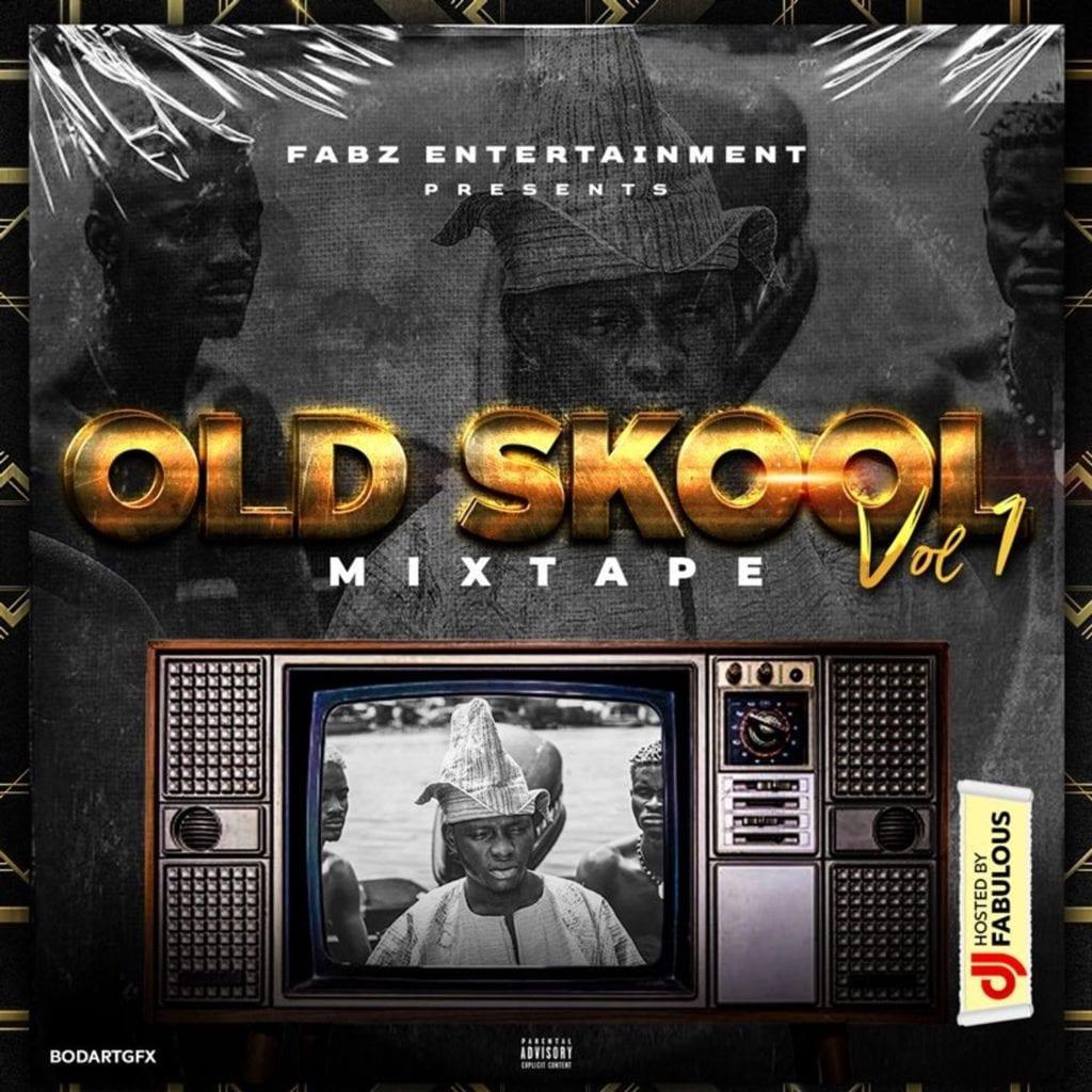 """[Mix] DJ Fabulous – """"Old Skool Mixtape Vol. 1"""""""