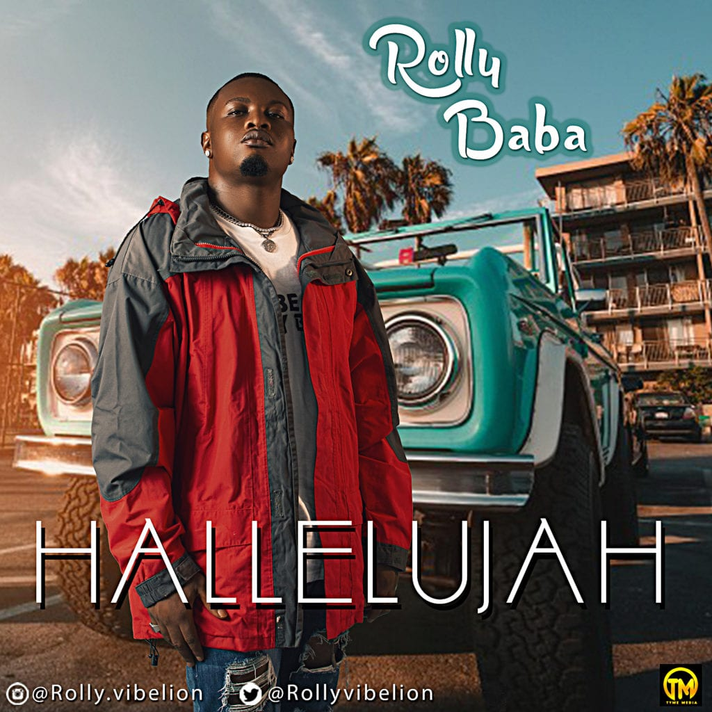 """Rolly Baba – """"Halleluyah"""""""