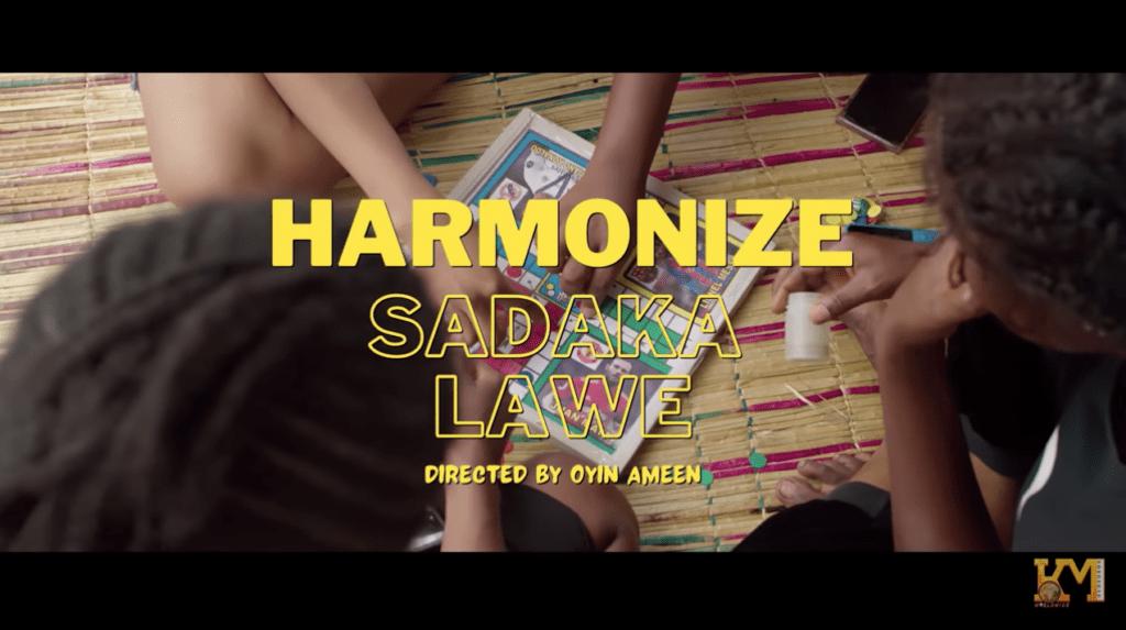 Harmonize Sadakalawe