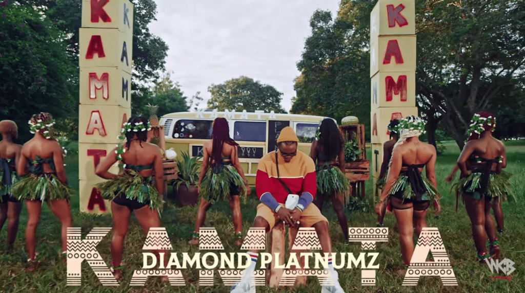 Diamond Platnumz Kamata