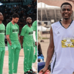 Nigerian Men's National Basketball Team Pays Tribute To Late Sound Sultan After Defeating Argentina