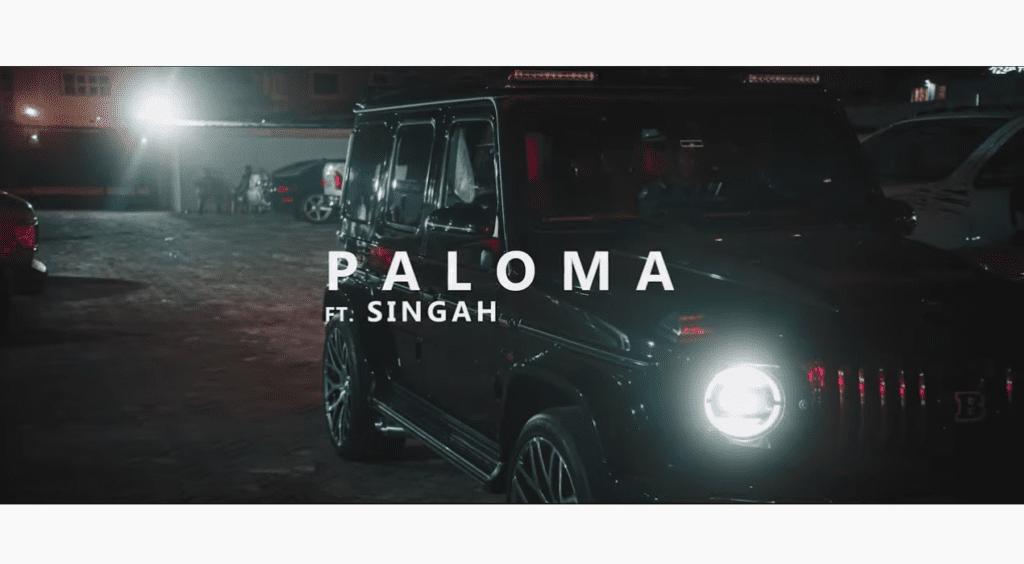 "[Video] Mr. P – ""Paloma"" ft. Singah"