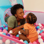 Simi Criticises Americans For Disturbing Her Daugther, Deja With Their Independence Celebration