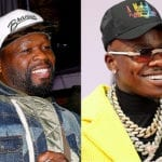 """50 Cent Says DaBaby Is A """"Problem"""""""