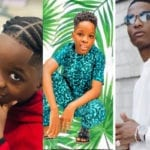 Wizkid's 1st Child, Tife Balogun Celebrates Him As He Turns 31