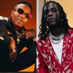 Burna Boy Denies Being In Competition With Wizkid, Says Wizkid Only Sings About Women