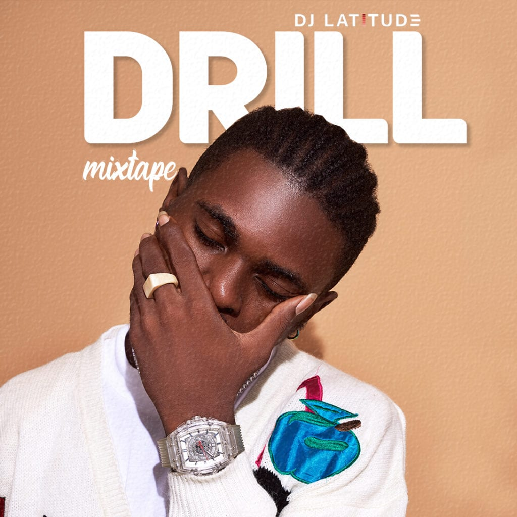 "[Mix] DJ Latitude – ""Drill Mixtape"""