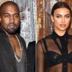 Kanye West And Irina Shayk Still Together, Despite Split Rumors
