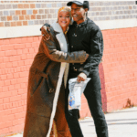 Rihanna Is All Smiles As She Cuddles Up With A$AP Rocky While Filming Together In N.Y.C