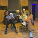BBN Star, Vee and Johnny Drille Links Up To Create Magic