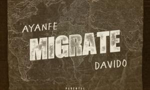 Ayanfe Davido Migrate