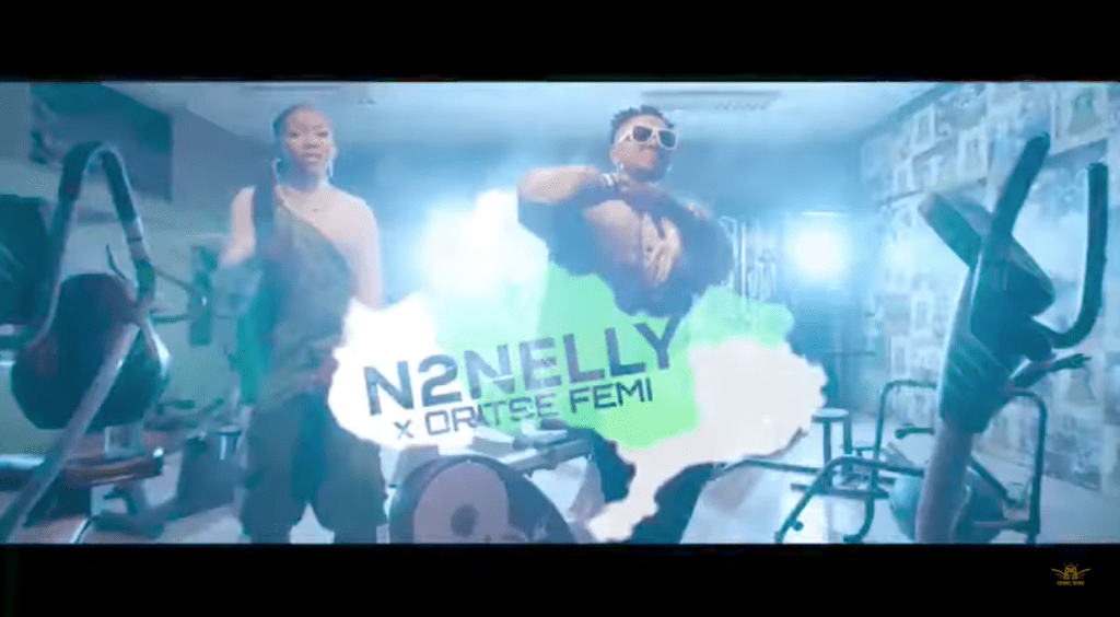 "[Video] N2nelly f. Oritse Femi – ""Invest In Naija"""