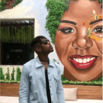 """Ladipoe States """"Mothers Are The Real Superheroes"""", After Witnessing The Birth of His First Son"""