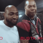 Davido And Busta Rhymes Tease Fans About Upcoming Song