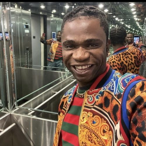 Speed Darlington Laments About The Heat In Lagos State #Arewapublisize