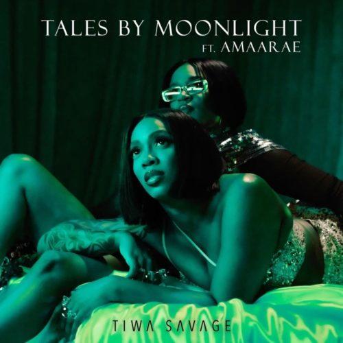 Tiwa Savage Tales By Moonlight Amaarae