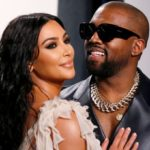 "Kanye West Posts Stunning Photo Of Kim Kardashian Following ""Donda"" Event"