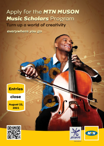 Applications For The Fifteenth Edition of the MTN X MUSON Scholarship Have Begun! #Arewapublisize