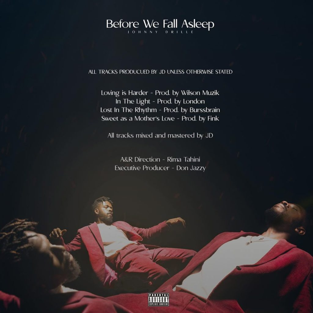 Before We Fall Asleep Producers