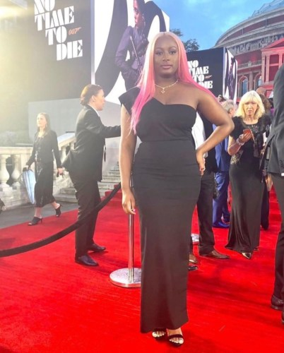 """Skepta, DJ Cuppy, Stormzy, Others At London Premier For Latest James Bond Movie, """"No Time To Die"""" #Arewapublisize"""