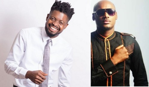 """""""I Thought We Agreed To Remain In The Closet"""" – 2Baba Jokes, As Basket mouth Calls Him 'Baby' On His Birthday #Arewapublisize"""