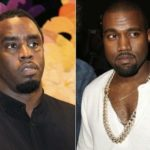 Kanye West And Diddy Turn Up To 'Donda' With Friends At House Party