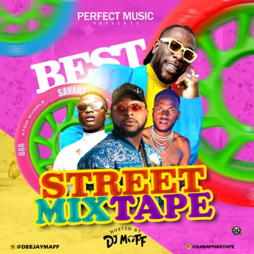DJ Maff Street Mixtape