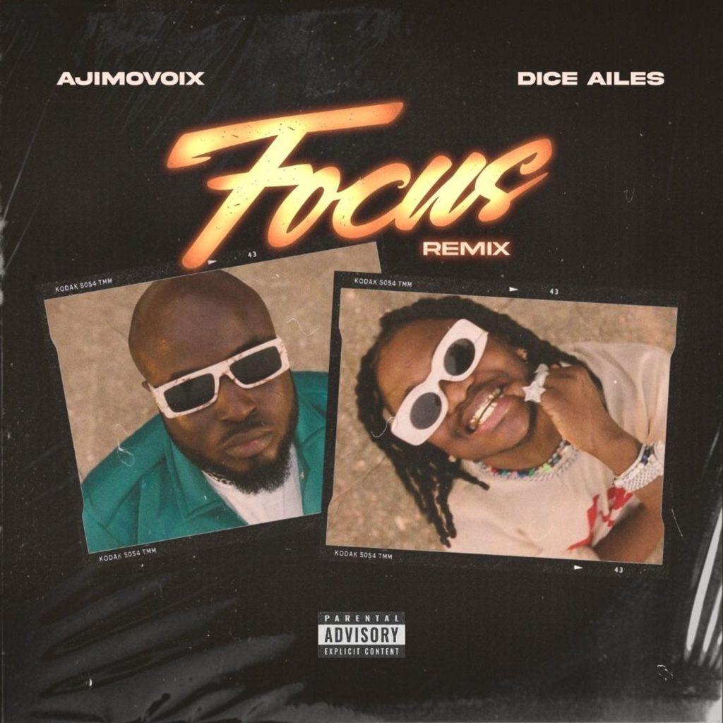 Ajimovoix Dice Ailes Focus (Remix)