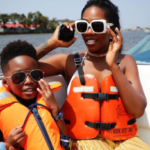 Tiwa Savage's Son, Jamil Enlightens His Mum On Why He Is Famous