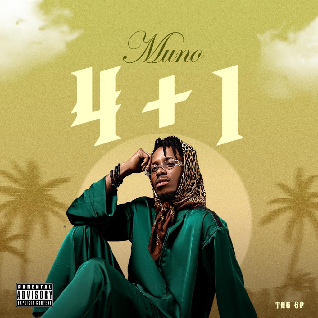 """[EP] Muno – """"4+1"""""""
