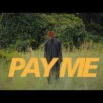 "Oxlade – ""Pay Me LYRICS"" + (Visualizer)"
