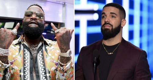 Rick Ross Defends Drake Against Music Critics, Teases About Joint Album #Arewapublisize