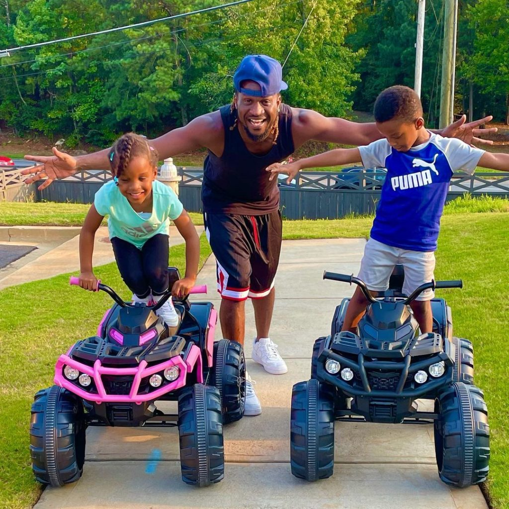 Rudeboy Shares Why He Relocated Wife & Kids To The US #Arewapublisize