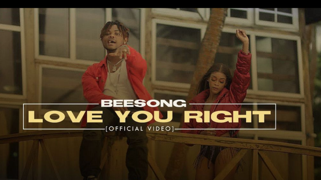 """[Video] Beesong – """"Love You Right"""" #Arewapublisize"""