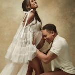 Vanessa Mdee & Rotimi Expecting First Child, Shares Maternity Photos